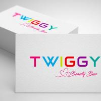 Twiggy Beauty Bar Logotip